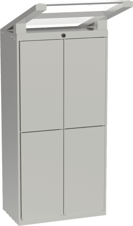 Luxer One Overflow Unit