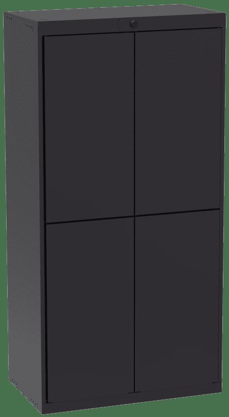 luxer-parcel-locker-four-door-units-indoor